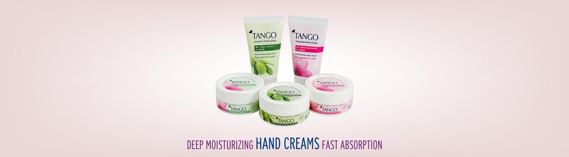 Tango Hand Creams