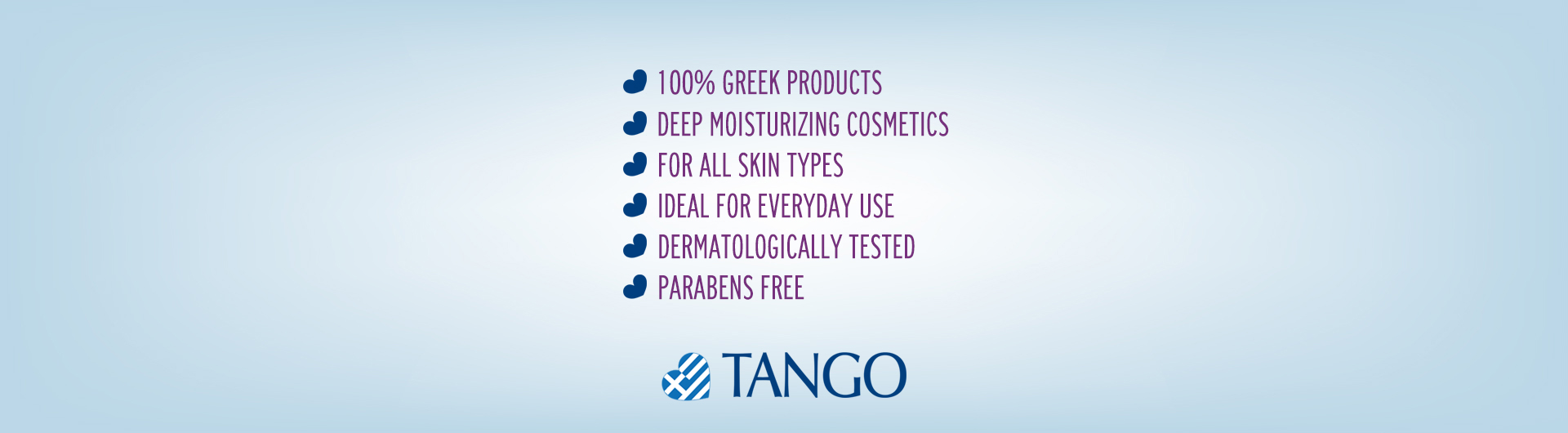 Tango greek products